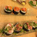 扇寿司とろたく